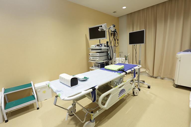 当院の下部内視鏡検査